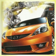 2010 Honda FIT sales brochure catalog 10 US Jazz Sport GO - $7.00