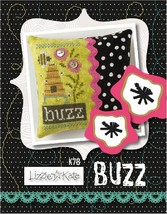 Buzz Kit K78 cross stitch kit Lizzie Kate - $15.30