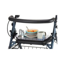 Walker Food Tray Table Accessory Mobility Equipment Health Medical Products New - $45.25