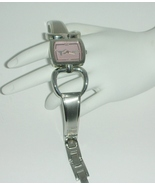 Texas Longhorns Fossil Watch Ladies Pink Equest... - $30.00