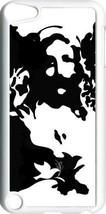 Black & White Jesus Face and Dove Design on iPod Touch 5th Gen 5G TPU Ca... - $9.95