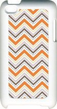 Different Colored Multi Chevron Designs on iPod Touch 4th Gen 4G TPU Har... - $13.95
