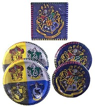 Harry Potter Party Supplies Childrens Birthday Party Tableware Pack And ... - $20.95