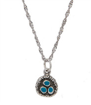 STERLING SILVER BLUE JAY BIRD NEST WITH BLUE ENAMEL WITH THIN SINGAPORE ... - $18.88+