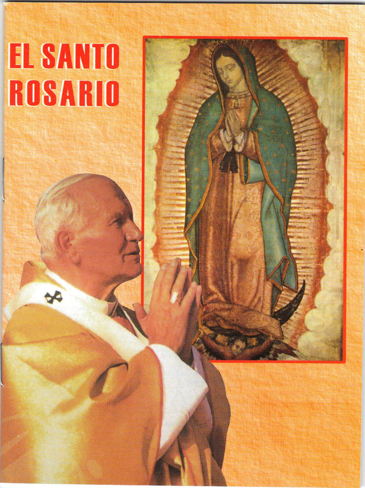 El santo rosario 20 12