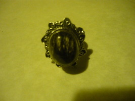 Haunted Male  Black Dragon Protective And Loyal  Ring Size 7 - $150.00