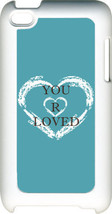 Variety of Different Colors YOU ARE LOVED iPod Touch 4th Gen 4G TPU Hard... - $13.95