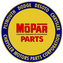 "Mopar Parts Chrysler Plymouth Dodge Ram 18""w Me... - $79.95"