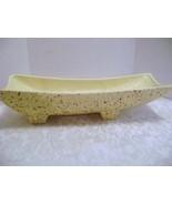 Vintage Stanford Sebring Pottery Console Splatter  Planter - $14.00