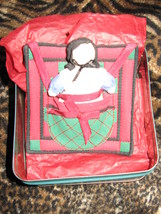 Collectible Amish Doll & Tin - $15.00