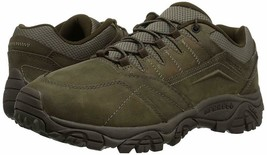 Merrell Mens Moab Adventure Stretch Hiking Shoes Boulder J94445 - $99.00