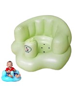 Bath seat Dining Chair Baby Inflatable Sofa pushchair baby chair portabl... - $34.58