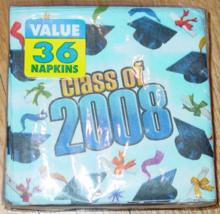 NAPKIN PACK OF 36 PAPER BEVERAGE NAPKINS 3 PLY ... - $5.00