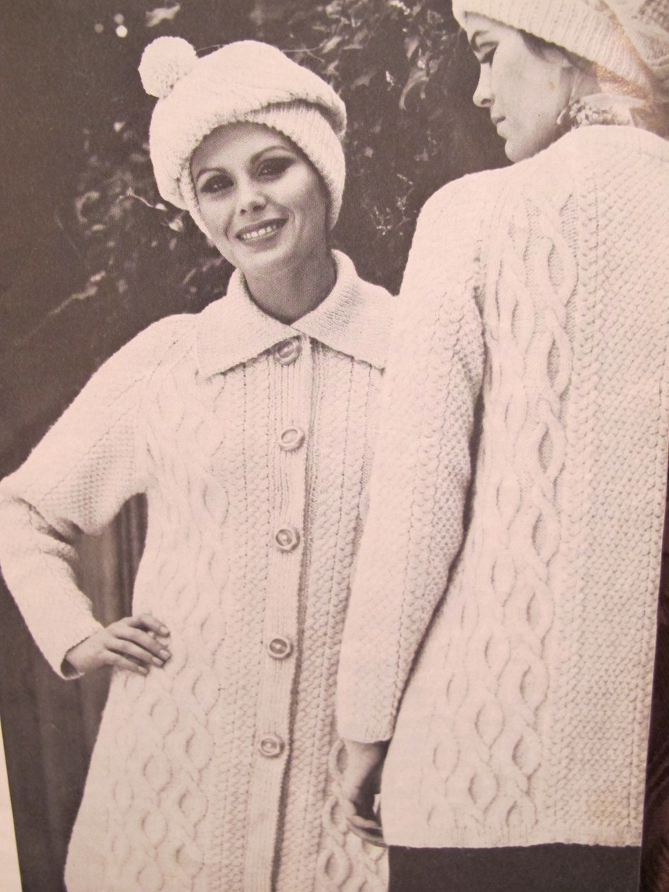 Vintage Spinrite Irish Knit Knitting Patterns Sweaters Toques Dress etc. FAMILY