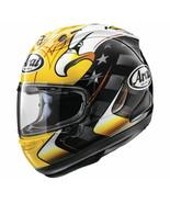 Arai Corsair-X Kenny Robert 2020 Full Face sport bike Motorcycle Helmet ... - $979.95