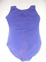 Eurotard 1089 Purple Large Child Tank Leotard - $8.99