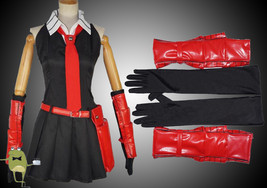 Akame Ga Kill! Akame Cosplay Costume + Wig,  Akame Cosplay Outfits Buy - $110.00