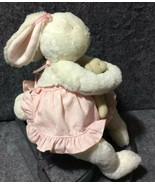 "Bunnies by the Bay 15"" Blossom w/Her Bao Bao Plush Teddy Bear HTF - $43.07"