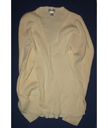 Junior's Old Navy Cream Knit Top  Sz XL - $6.99