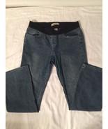 M Karen-T Boot Cut Maternity Jeans - Medium Wash - $10.99