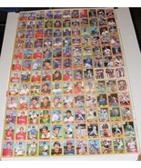 1987 Sheet of 132 TOPPS UNCUT MLB BASEBALL Cards Pete ROSE Lou PINIELLA - $15.99
