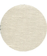 Platinum 36ct Edinburgh Linen 13x8 1/8yd cut Zweigart cross stitch fabric - $8.10