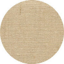 Antique Lambswool 30ct linen 36x55 (1yd) cross stitch fabric Wichelt - $63.00