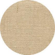 Antique Lambwool 30ct linen 18x27 (1/4yd) cross stitch fabric Wichelt - $15.75