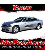 VANISH | 2015 Dodge Charger 3M Vinyl Graphics Screen Print Side Decals S... - $249.99