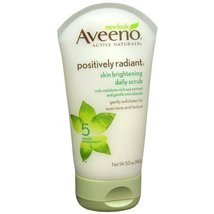 Aveeno Positively Radiant Skin Brightening Daily Scrub 5 fl oz (140 ml) - $23.74