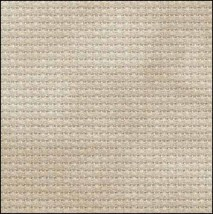Waxing Moon 14ct Aida Hand Over Dyed 35x39 cross stitch fabric Fabric Flair - $66.60