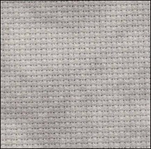 Tarnished 14ct Aida Hand Over Dyed 35x19 cross stitch fabric Fabric Flair - $29.70