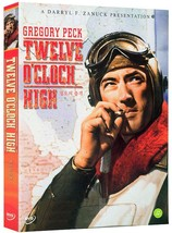 Twelve O'Clock High DVD 1949 Henry King Gregory Peck Hugh Marlow Dean Ja... - $16.00