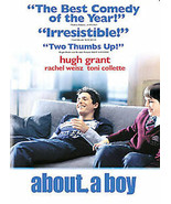 DVD About a Boy NEW Hugh Grant Comedy Full Screen Dolby English Spanish ... - $4.99