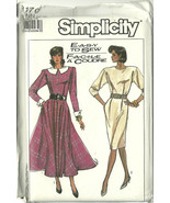 Simplicity Sewing Pattern 8170 Misses Womens Dr... - $12.98