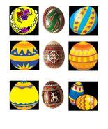 Easter EggsB41-Digital Download-ClipArt-ArtClip... - $3.00