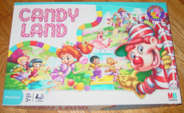 Candy Land Game Candyland 2005 Hasbro Time For Us Games Complete Excellent - $15.00