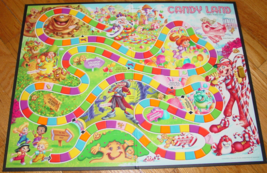 CANDY LAND GAME CANDYLAND 2005 HASBRO TIME FOR US GAMES COMPLETE EXCELLENT image 5