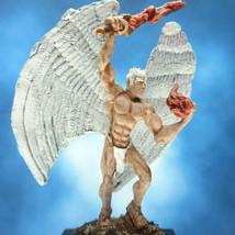 Painted Ral Partha Miniature Elemental Angel - $38.25