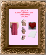 HAPPY VALENTINE'S DAY GIFT IDEAS - $0.00