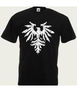 Warhammer  T-Shirt Empire Eagle Symbol Geek T-shirt,  100% cotton, All s... - $25.00