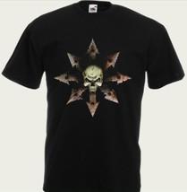 Warhammer  T-Shirt Chaos Undivided Symbol, Geek... - $25.00
