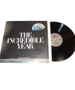 Vintage THE INCREDIBLE YEAR 1968 33rpm Record Album CBS News CHARLES KURALT - $22.99