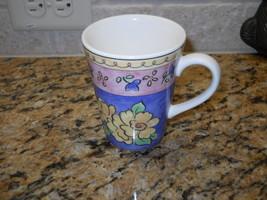 Sango Water Colors Apricot Jam mug - $5.89