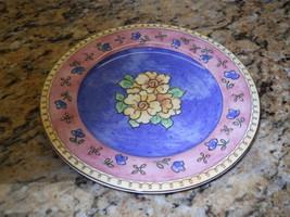 Sango Water Colors Apricot Jam salad plate - $6.88