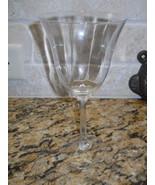 "Lenox Allure Water Goblet 7 5/8"" - $14.80"