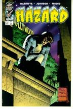HAZARD #5 (Image Comics) NM! - $1.00