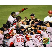 2004 World Series Celebration Boston Red Sox Baseball Vintage 11X14 Colo... - $14.95