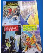MAGNUS, ROBOT FIGHTER lot of (4) #1 #2 #3 #4 (1991) Valiant Comics VF - $24.74