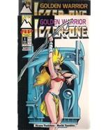 GOLDEN WARRIOR ICZER-ONE lot (2) issues #1 & #2 (1994>) Antarctic... - $9.89